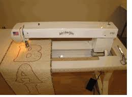 Long Arm Quilting Machines Janome Machines Home Quilting Machine & Bailey's quilting machine is the most affordable long arm machine available  today. The Bailey's Home Quilting Machine Company has 4 models including 13  inch ... Adamdwight.com