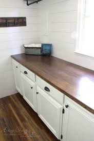 how to make diy wood countertop full view artsyrule