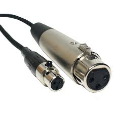 mic cable xlr cable xlr lead microphone cables thatcable com 1 5 metre xlr female to mini xlr female cable 3 pin