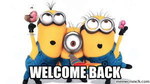 Image result for welcome back animated clip art