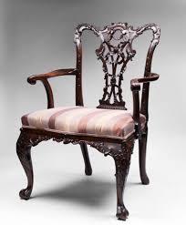 Ribbon-Back Chair