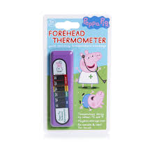 Peppa Pig Bedroom Accessories Peppa Pig Forehead Thermometer At Wilkocom