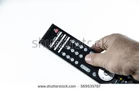 tv remote clipart no background. man hand with television remote control isolated on white background tv clipart no