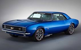 1967 Chevrolet Camaro Hot Wheels Concept, Other Customs Debut at ...
