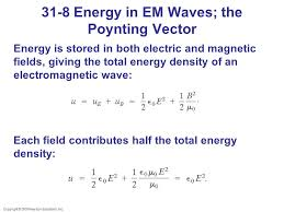 chapter 31 maxwell s equations and electromagnetic waves ppt