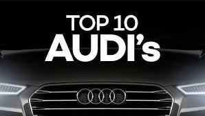 10 best audis of all time autos sd