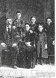 The George Fields and Mary (Sheeks) Family