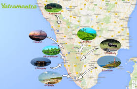 top  tourist places in kerala  yatramantra holidays