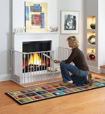 fireplace safety barrier fireplace safety for infants