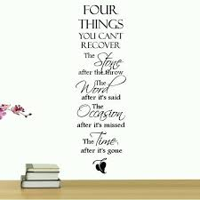 serenity prayer wall decal together with four things you cant recover vinyl wall quote art decal free shipping on orders over serenity prayer wall sticker  on serenity prayer wall art uk with serenity prayer wall decal together with four things you cant