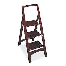small wood step ladder wood step stool 3 step mahogany small wooden step ladder uk small