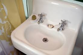 vintage sink making it lovely
