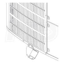 goodman gsz130361 gsz13 3 ton heat pump 13 nominal seer goodman anchor bracket kit qty 20