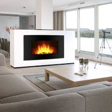 wall mount electric fireplace heater. Amazon.com: Finether 1500W Adjustable Wall Mounted Electric Fireplace Heater With 3D Patented Flame, 7 Color Changeable LED Backlight And Remote Control, Mount L