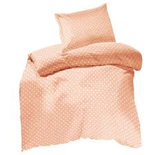 fall in love with this children s single pink polka dot duvet cover set made from