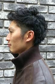 ワイルド男子のツーブロックワイルドパーマの髪型 Stylistd