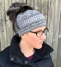 Ponytail Beanie Crochet Pattern Simple 48 Free Messy Bun Hat Crochet Patterns Make A Ponytail Beanie