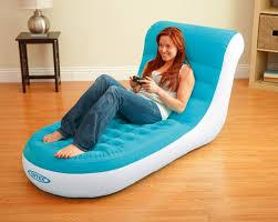 intex inflatable furniture. INTEX 68880NP Inflatable Splash Lounge Relaxing Single Air Chair Pool Intex Furniture R