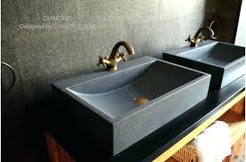 stone vessel bathroom sinks stone bathroom sinks stone vessel bathroom sink vanity