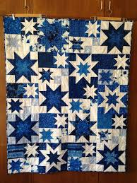 Best 25+ Star quilts ideas on Pinterest | Quilt patterns, Quilts ... & I managed to put the last stitch in the binding of my last quilt for the Adamdwight.com
