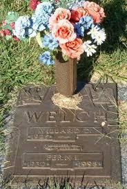 Fern Irene Killman Welch (1930-1998) - Find A Grave Memorial