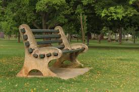 Image result for park bench