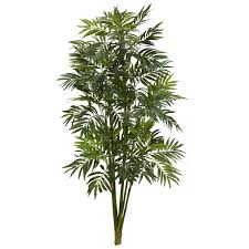 Faux 3'H Mini <b>Bamboo</b> Palm <b>Plant</b> (With images) | Palm <b>plant</b> ...