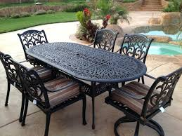patio metal patio furniture garden table and chairs medium size of sets