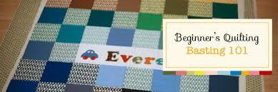 Quilt Basting 101 - Beginner's Quilting Series – Pile O' Fabric & Quilt Basting 101 - Beginner's Quilting Series Adamdwight.com