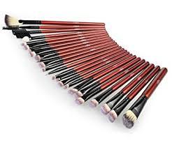 anjou makeup brushes 24 pieces professional eye makeup cosmetics brush set eyeliner eye