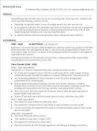 Director Of Nursing Resume – Directory Resume