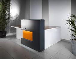 orange office furniture. Office Desk L Simple Modern Furniture Decoration Orange