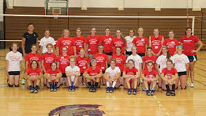 Summer Volleyball Camps Wrap Up