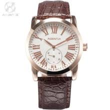 x men watches online shopping the world largest x men watches agentx brand relogio masculino small second dial display leather strap clock male casual wristwatch men business