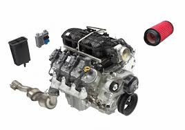 Chevrolet Performance Parts - 19258004 - GM Performance LC9 5.3L E ...