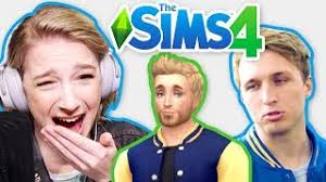 Hooking Up My Friends | Courtney Plays Sims 4 — Pt. 1 - YouTube