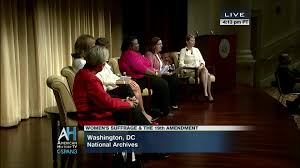 women s suffrage th amendment aug video c span org