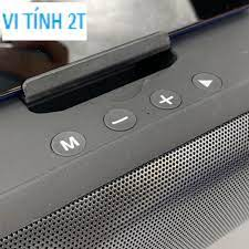 TẶNG KÈM QUÀ] Loa Bluetooth Nghe Nhạc Siêu Bass Không Dây Công Suất Lớn Có  Giá Đỡ Điện Thoại Gutek V6 - Loa Bluetooth Nhà sản xuất GUTEK