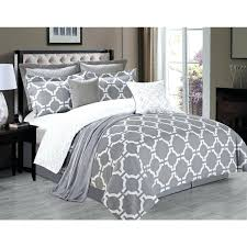contemporary queen comforter sets gray and white bedding wish grey best bed modern black w