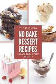 Technically, this is not a true pudding recipe because it contains egg yolks. The Best No Bake Keto Desserts All Day I Dream About Food