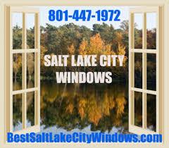 Salt Lake City Vinyl Window Installer Replacement Windows
