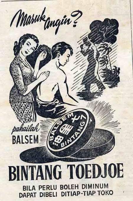 Lucu dan Antik, Begini Penampakan Poster Iklan Jaman Dulu
