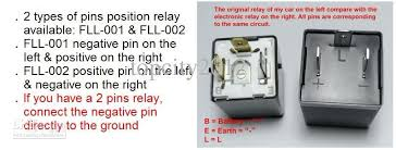 flasher relay how it works cancigs com 3 Wire Turn Signal Flasher 2017 12v 24v turn signal indicator electronic flasher blinker 3 wire turn signal flasher unit wiring