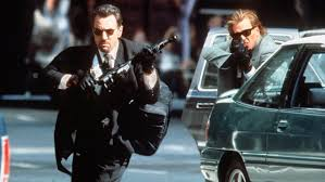 heat at michael mann on making a crime drama classic robert de niro left and val kilmer in heat michael man s classic 1995 crime thriller celebrates its 20th anniversary today credit photofest