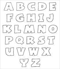 Templates Alphabet Letters Free Printable Alphabet Letter 9 Free Pdf Jpeg Format