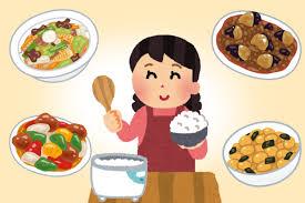 「美味しい食事 イラスト」の画像検索結果