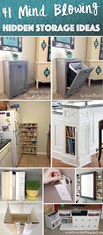 41 mind blowing storage ideas making a clever use of your household space