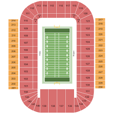 Rutgers Stadium Seating Chart Shi Stadium Seating Chart Piscataway
