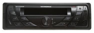 <b>Автомагнитола Soundmax SM-CCR3058F</b> 1 DIN (макс. 4x40 Вт ...