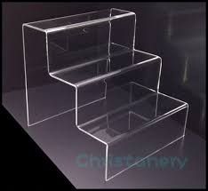 Tiered Display Stands Tv Stand Acrylic Display Stands Small Plate Book akomunn 99